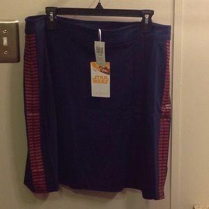 Her Universe Star Wars Han Solo Wrap Skirt Sz.2XL